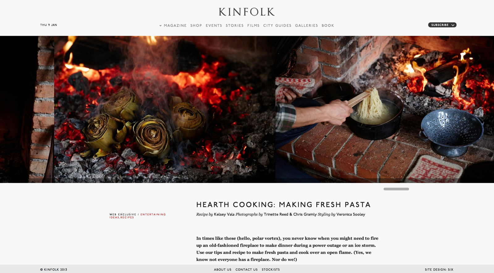 Kinfolk Magazine Dinner Party  | Trinette+Chris Photographers