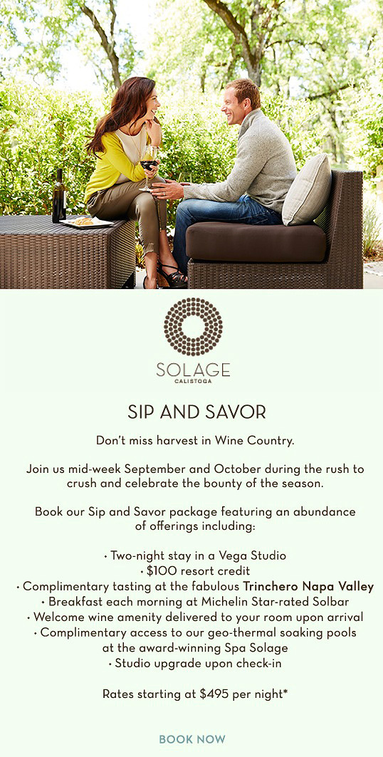 Solage Advertising  | Trinette+Chris Photographers