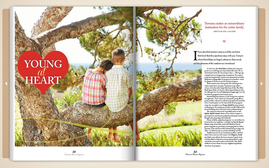 Terranea Resort Magazine  | Trinette+Chris Photographers