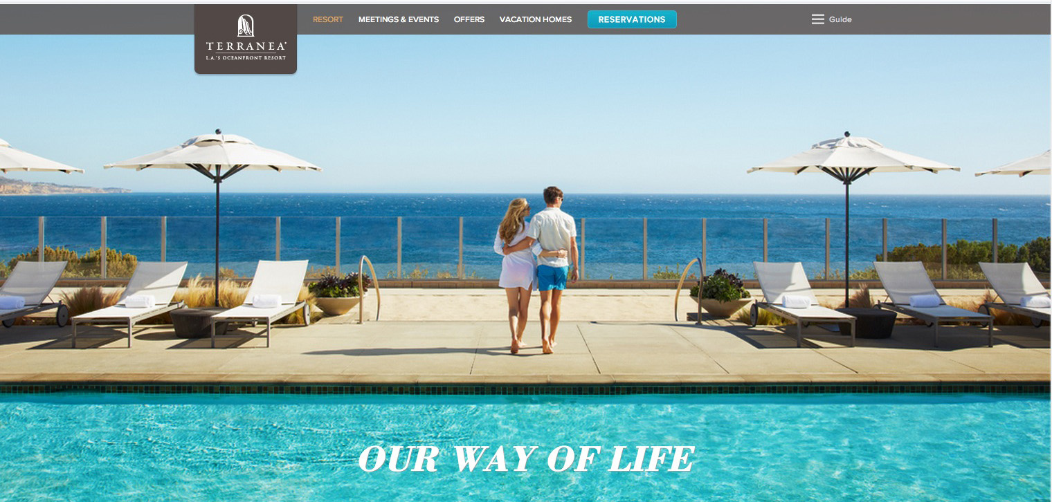 Terranea Resort AD  | Trinette+Chris Photographers