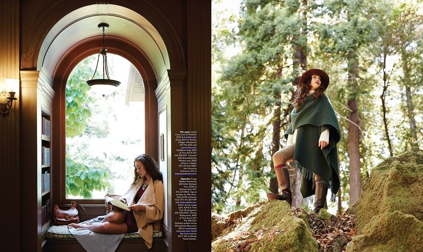 Marin Magazine Fall Story  | Trinette+Chris Photographers