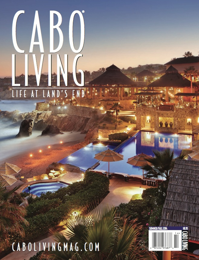 Cabo Magazine Cover  | Trinette+Chris Photographers