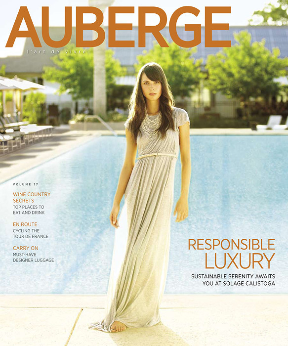 Auberge Resorts Magazine  | Trinette+Chris Photographers