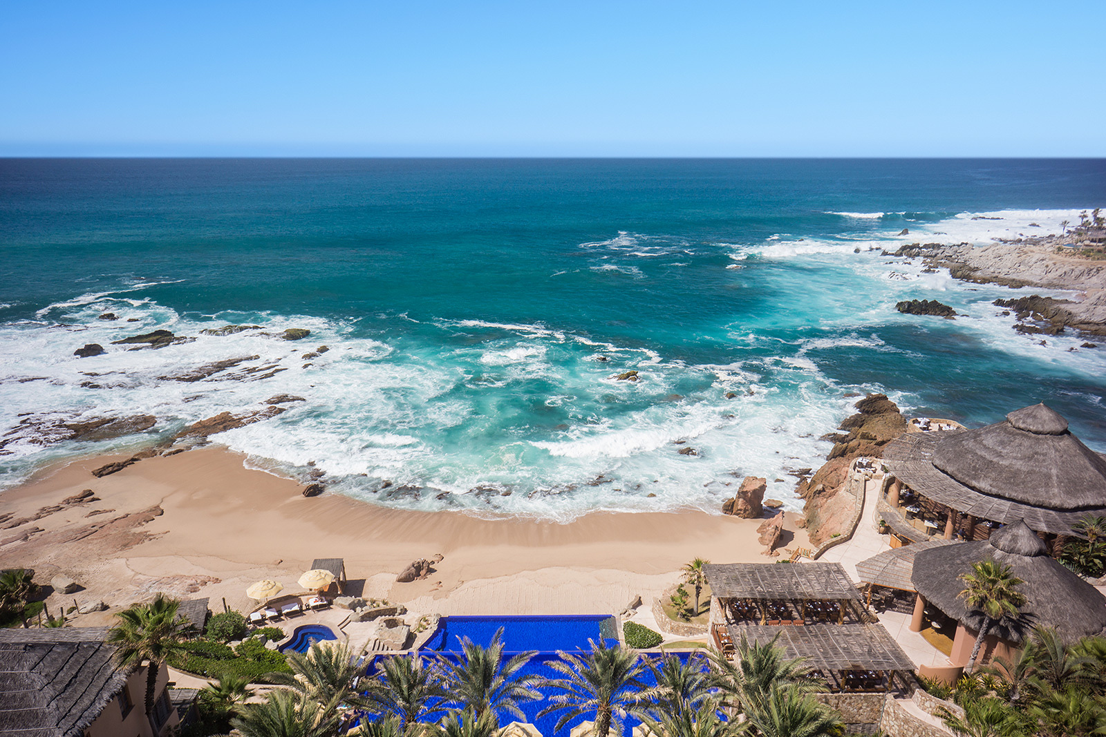 View at Esperanza, Los Cabos  | Trinette+Chris Photographers