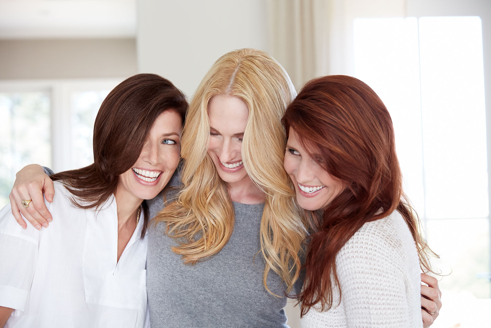 Three mature woman friends  | Trinette+Chris Photographers