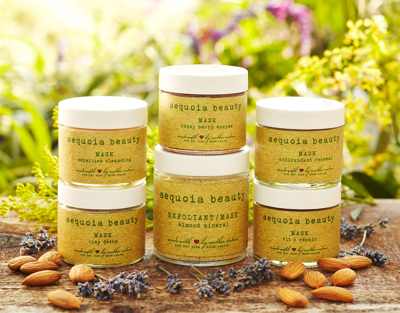 Sequoia Beauty Products  | Trinette+Chris Photographers