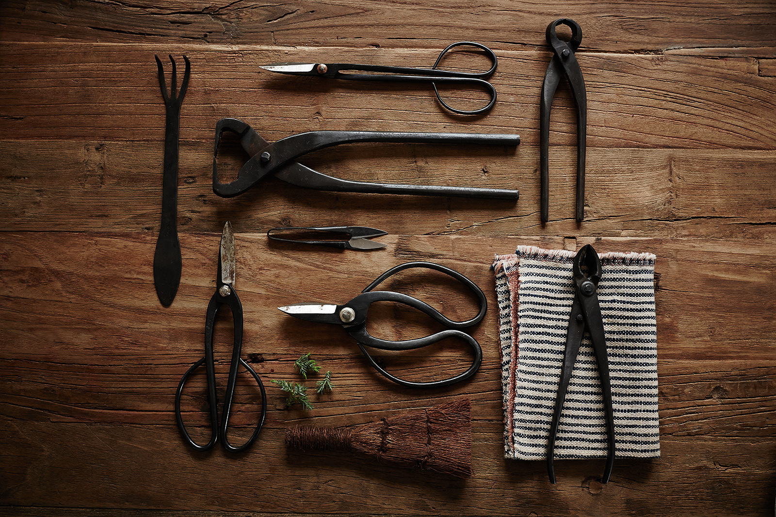 Bonsai Tools  | Trinette+Chris Photographers