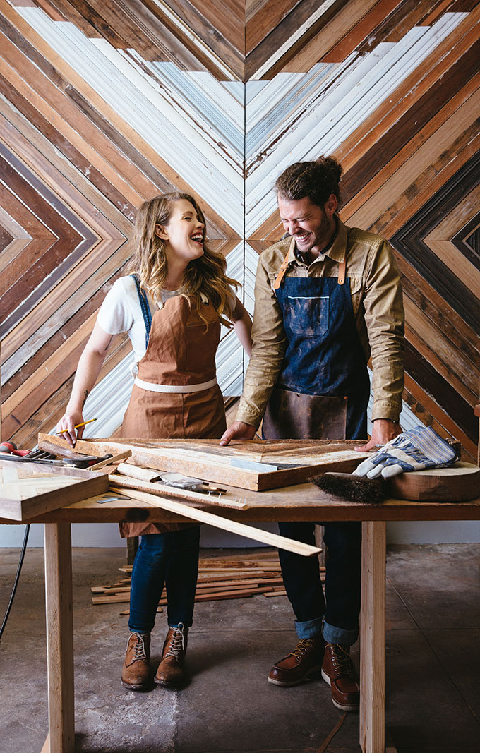 Artisan small business in San Francisco, California | Trinette + Chris Photographers